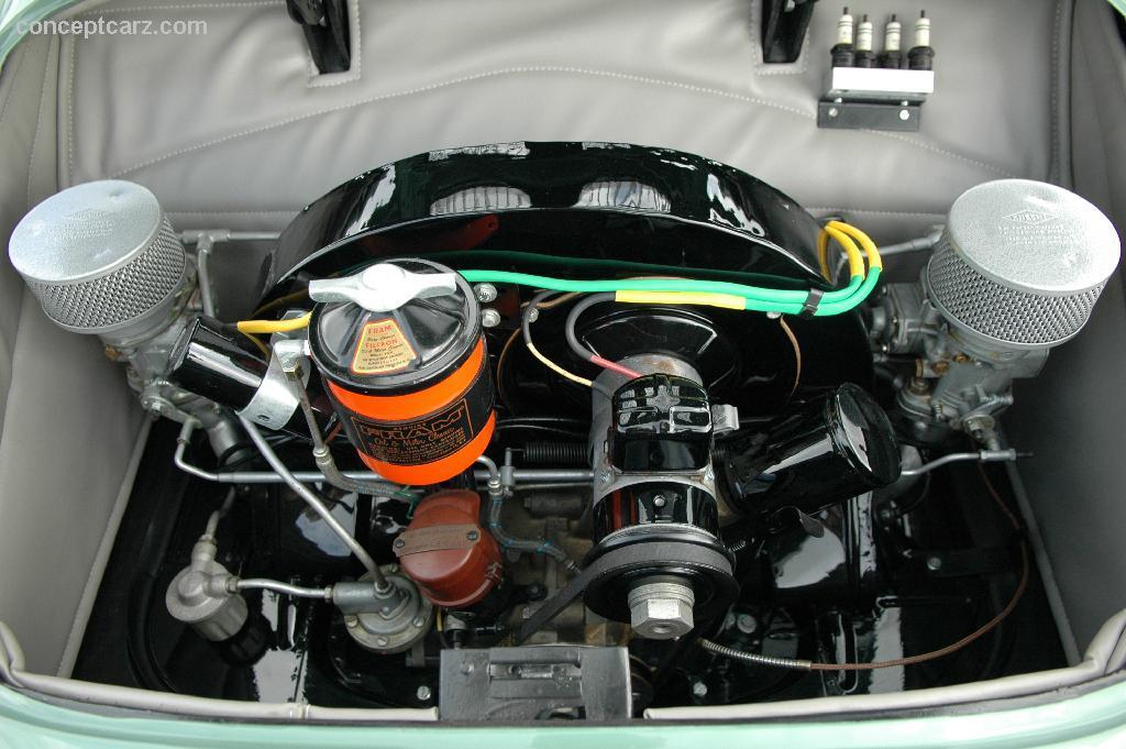 1953 Porsche 356 Conceptcarz Com