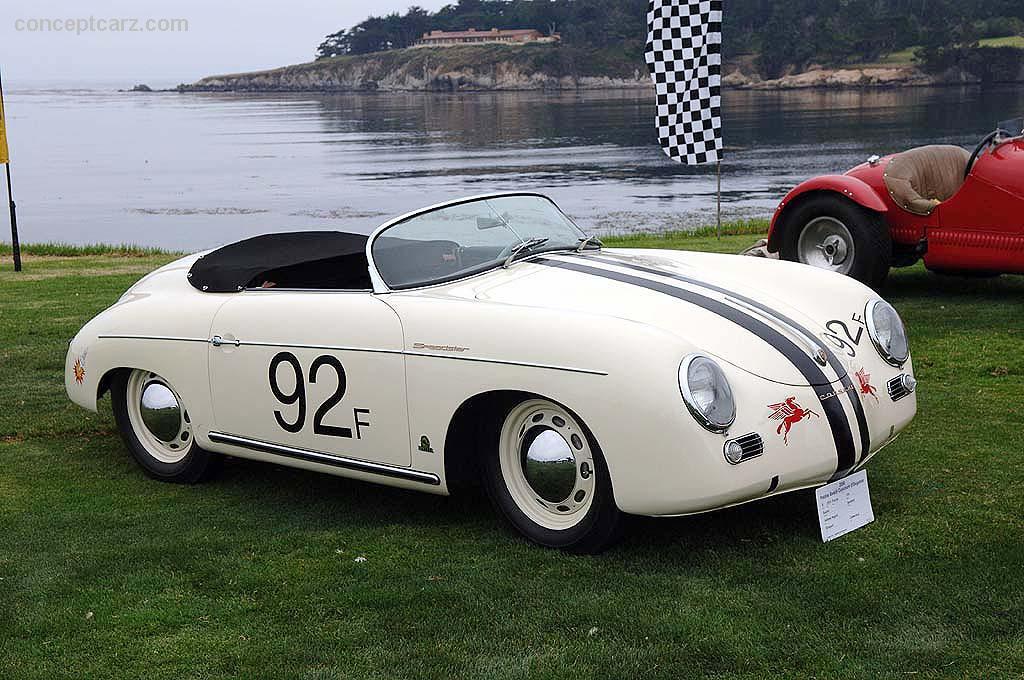 1954 Porsche 356 Conceptcarz Com