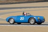 1955 Porsche 550 RS Spyder image.