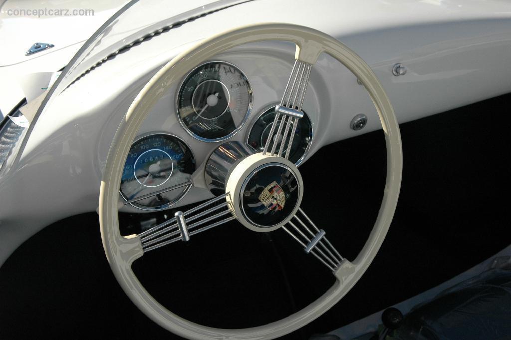 1955 porsche 550 rs spyder replica - Porsche Spyder Replica