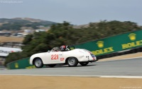 1956 Porsche 356A image.