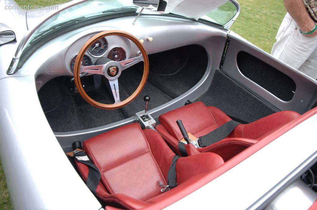 note the images shown are representations of the 1956 porsche 550 rs spyder replica - Porsche Spyder Replica