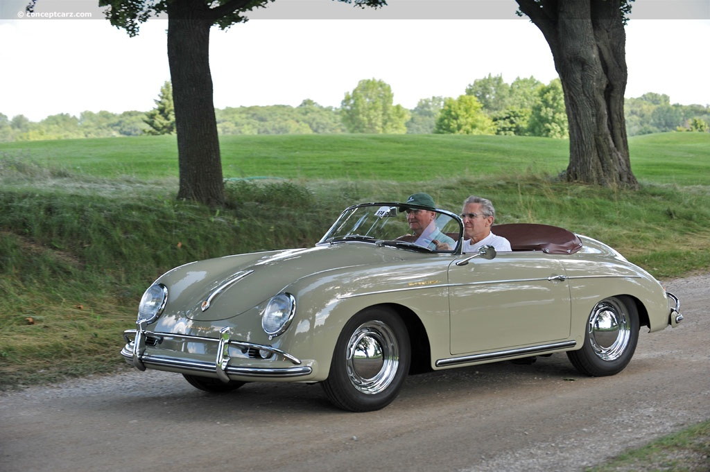 Auction Results And Data For 1958 Porsche 356a