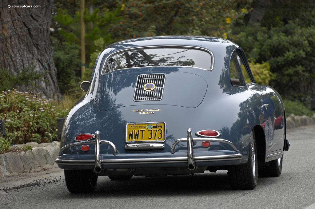 1958 Porsche 356a Conceptcarz Com