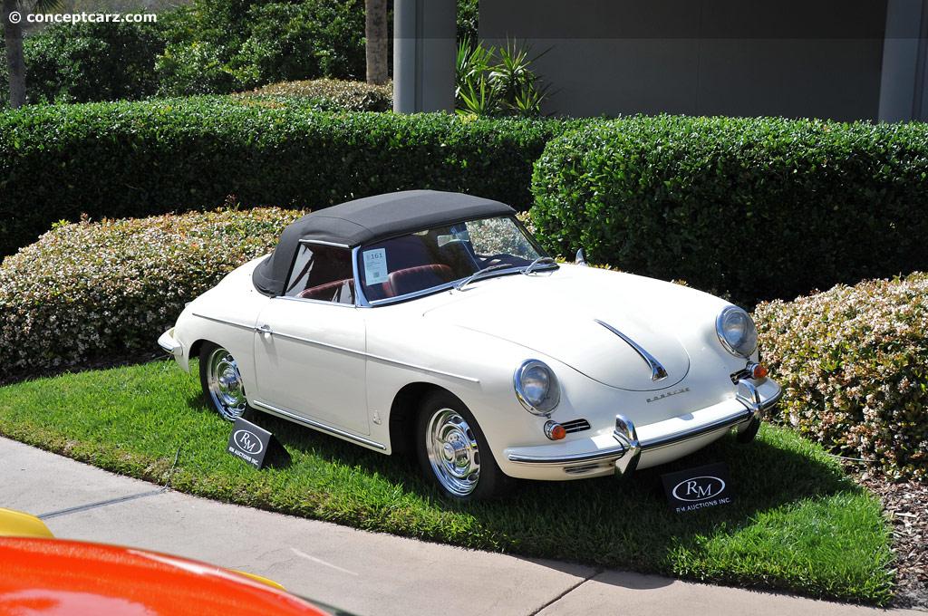 1960 Porsche 356b T5