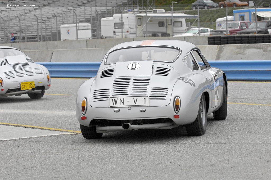 1960 Abarth 356 Carrera GTL Image