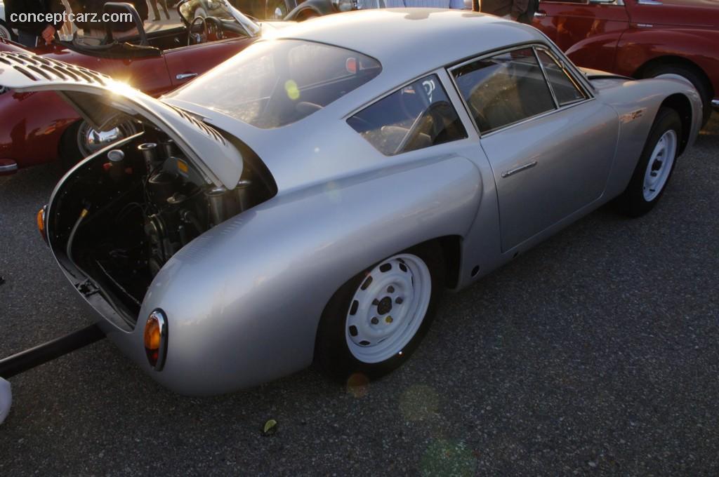 Porsche 356 Abarth Carrera