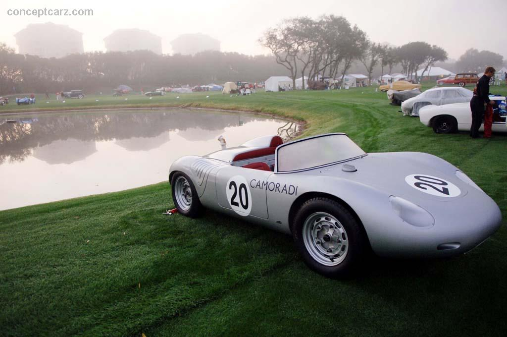 1960 Porsche 718 Rs60 Conceptcarz Com