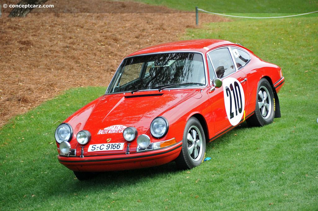 1967 Porsche 911r Conceptcarz Com