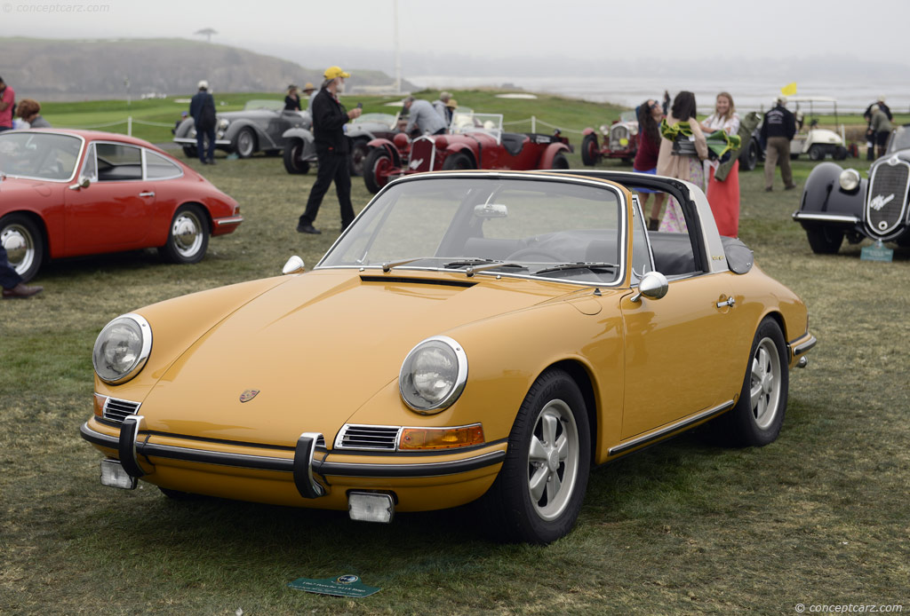 1967 porsche 911s at the pebble beach concours d 39 elegance. Black Bedroom Furniture Sets. Home Design Ideas