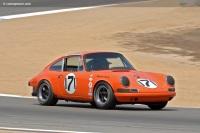 1968 Porsche 911 image.