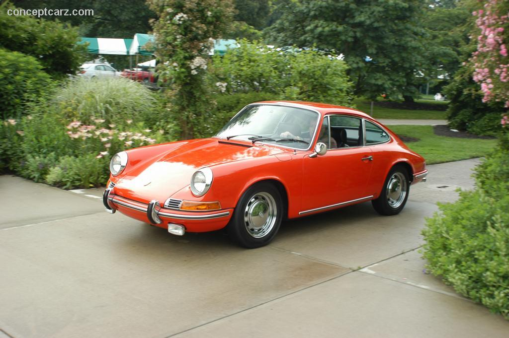 Auction Results And Data For 1969 Porsche 912 Conceptcarz Com