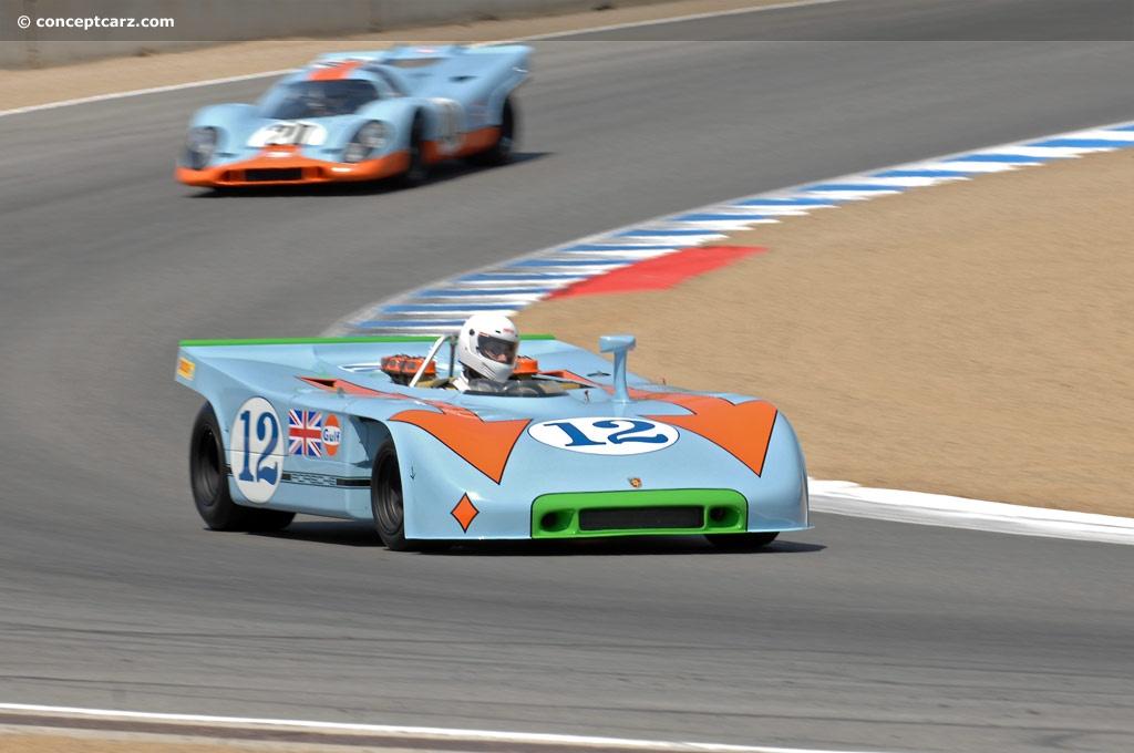 1970 Porsche 908/3 Image