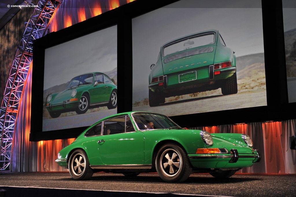 1970 Porsche 911e Conceptcarz Com