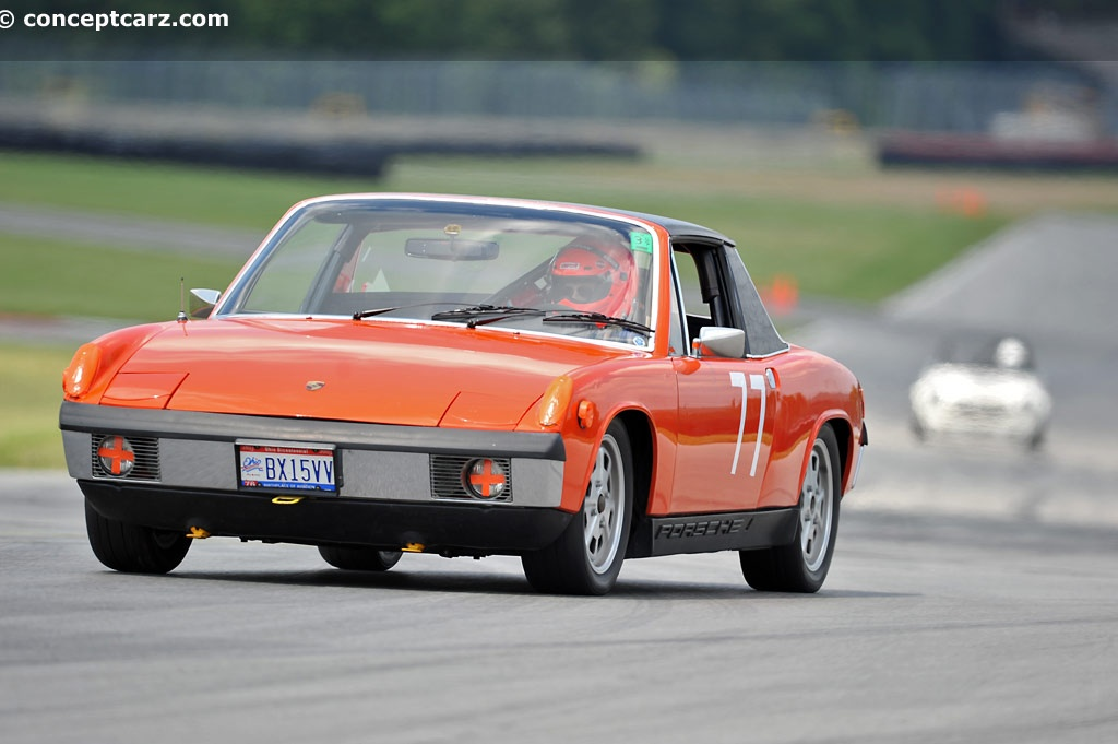 Porsche 914/4 pictures and wallpaper