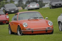 1972 Porsche 911T image.