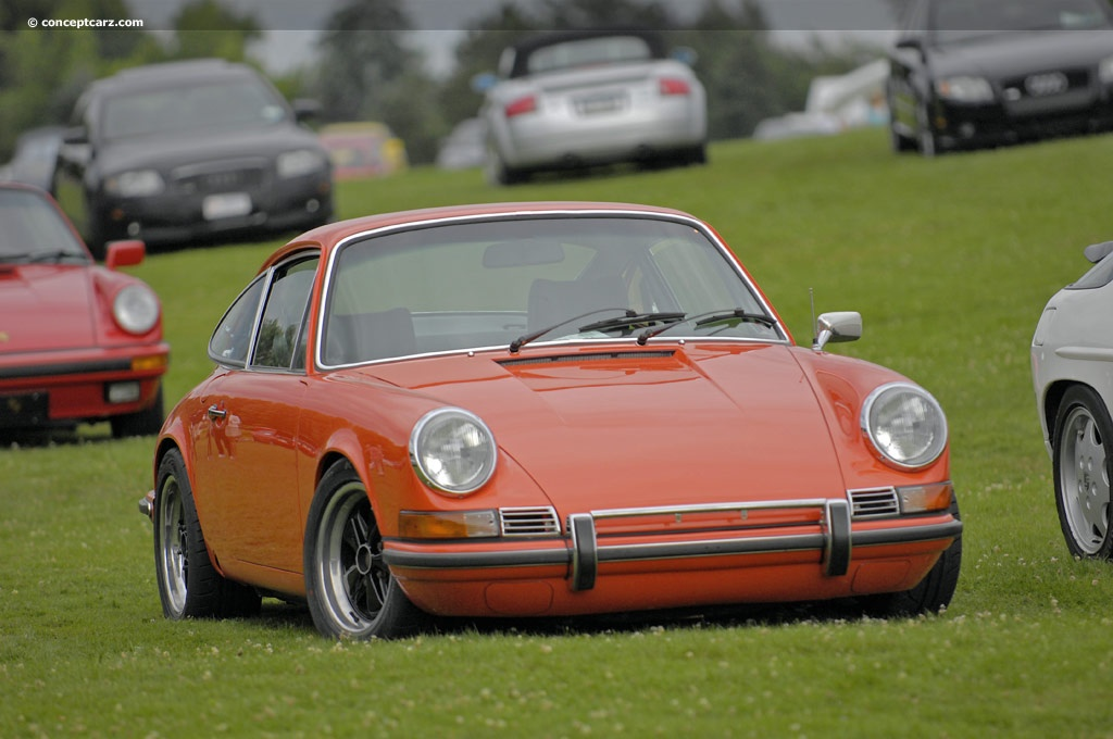Porsche 911T pictures and wallpaper