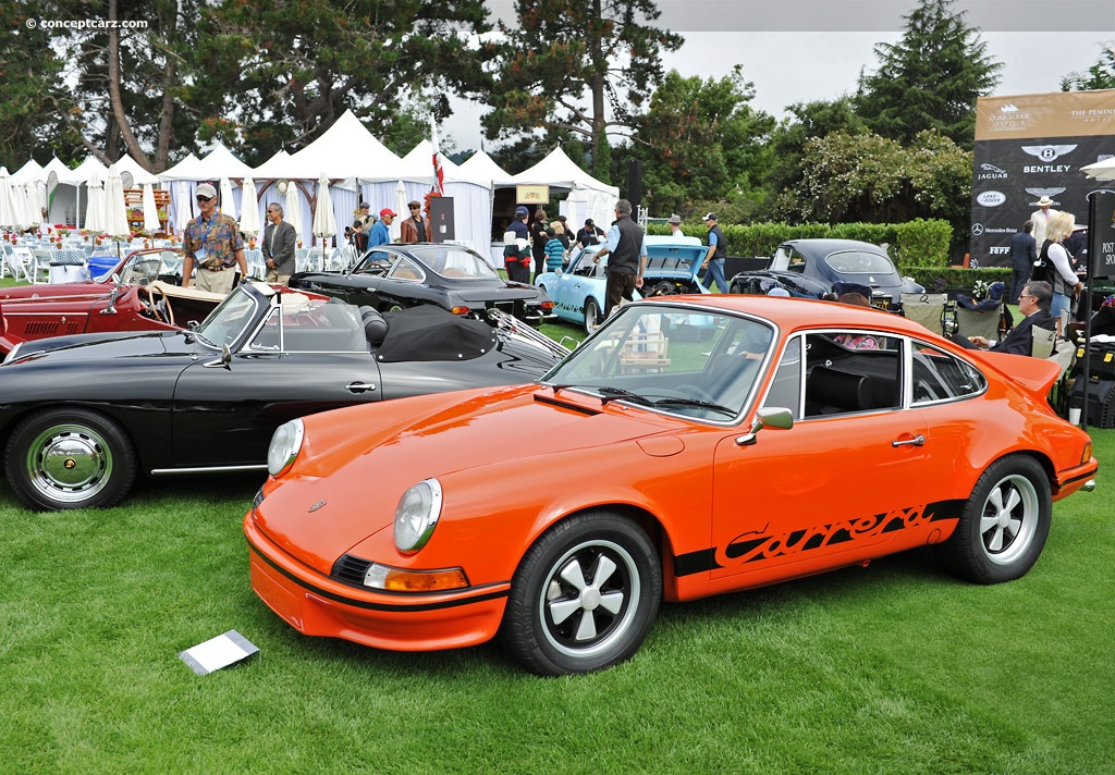 auction results and data for 1973 porsche 911 rs carrera. Black Bedroom Furniture Sets. Home Design Ideas