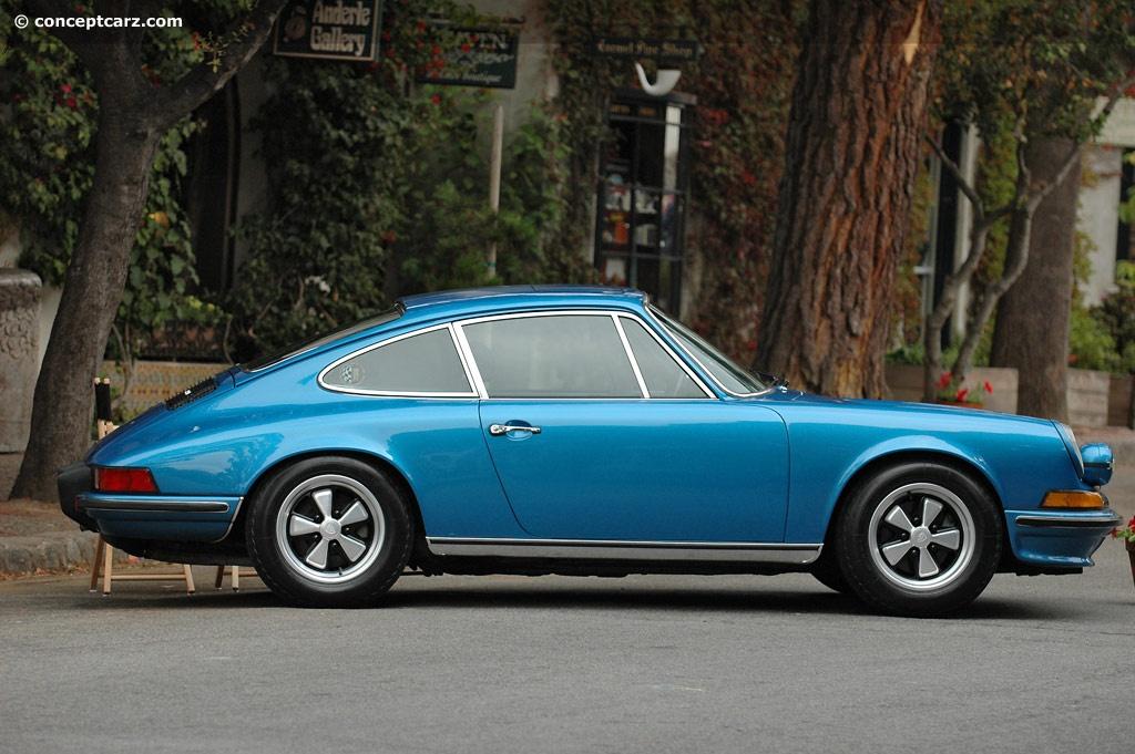 1973 Porsche 911e Einspritzung Conceptcarz