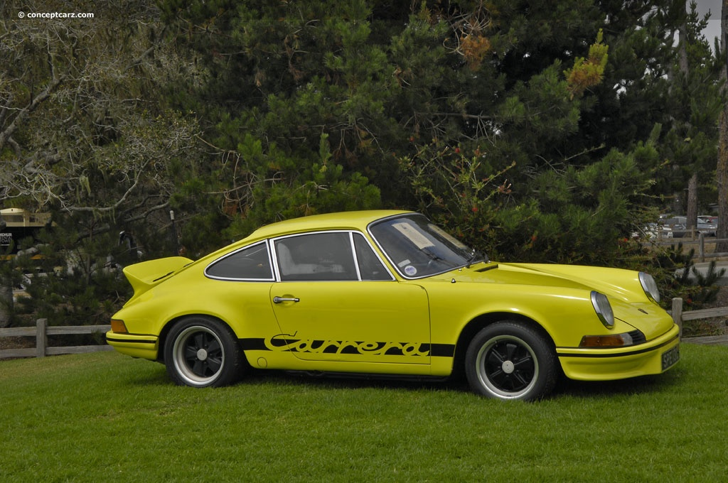 auction results and data for 1973 porsche 911 rs carrera bonhams quail lodge resort and golf. Black Bedroom Furniture Sets. Home Design Ideas