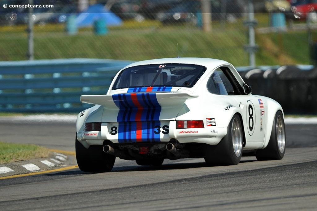 Auction Results And Data For 1973 Porsche 911 Rsr Conceptcarz Com