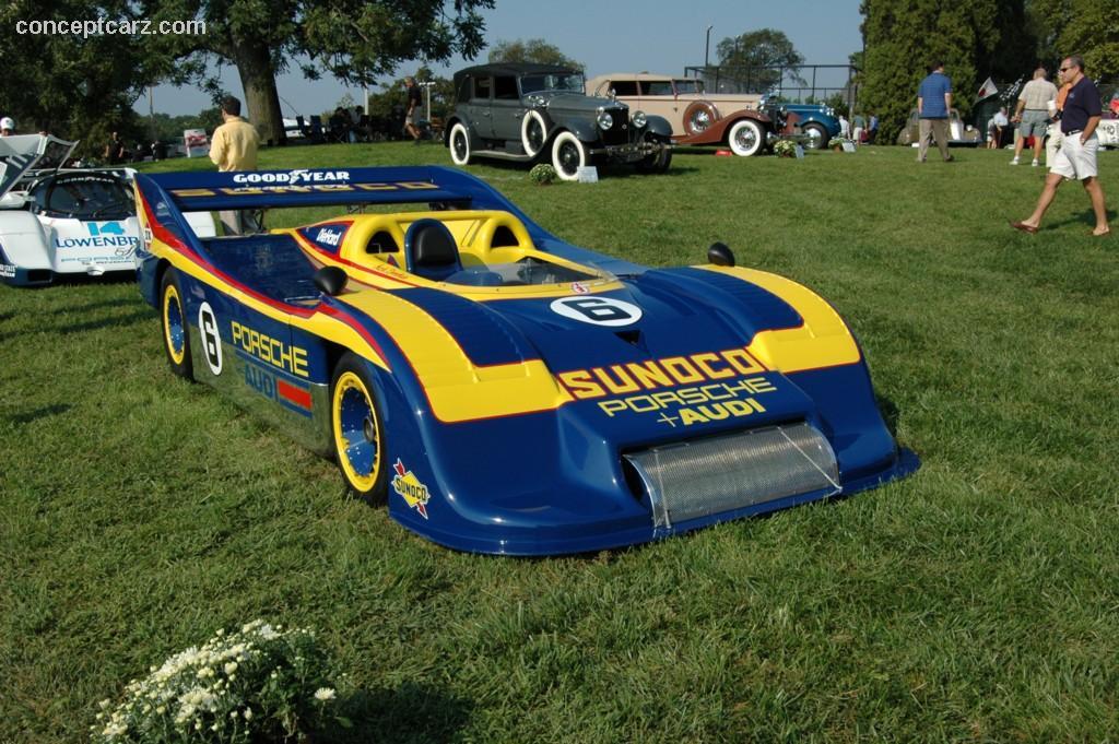 1973 Porsche 917 30 The 100 Motor Cars Of Radnor Hunt