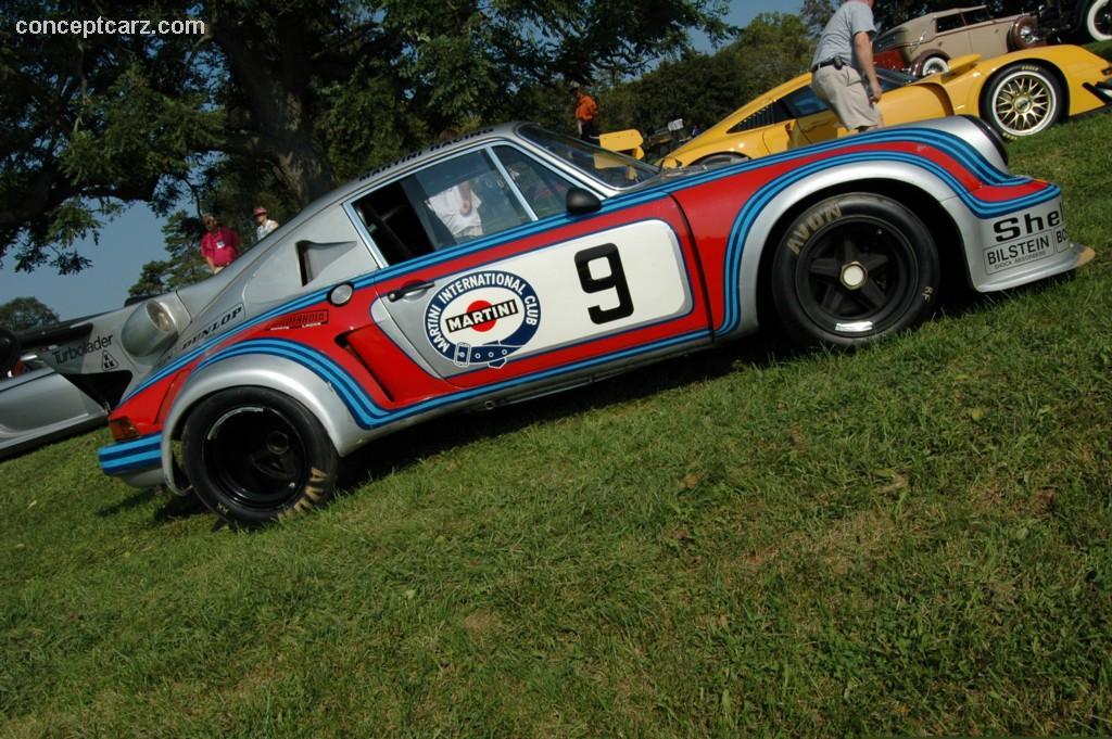 1974 Porsche 911 RSR Turbo R13 Image