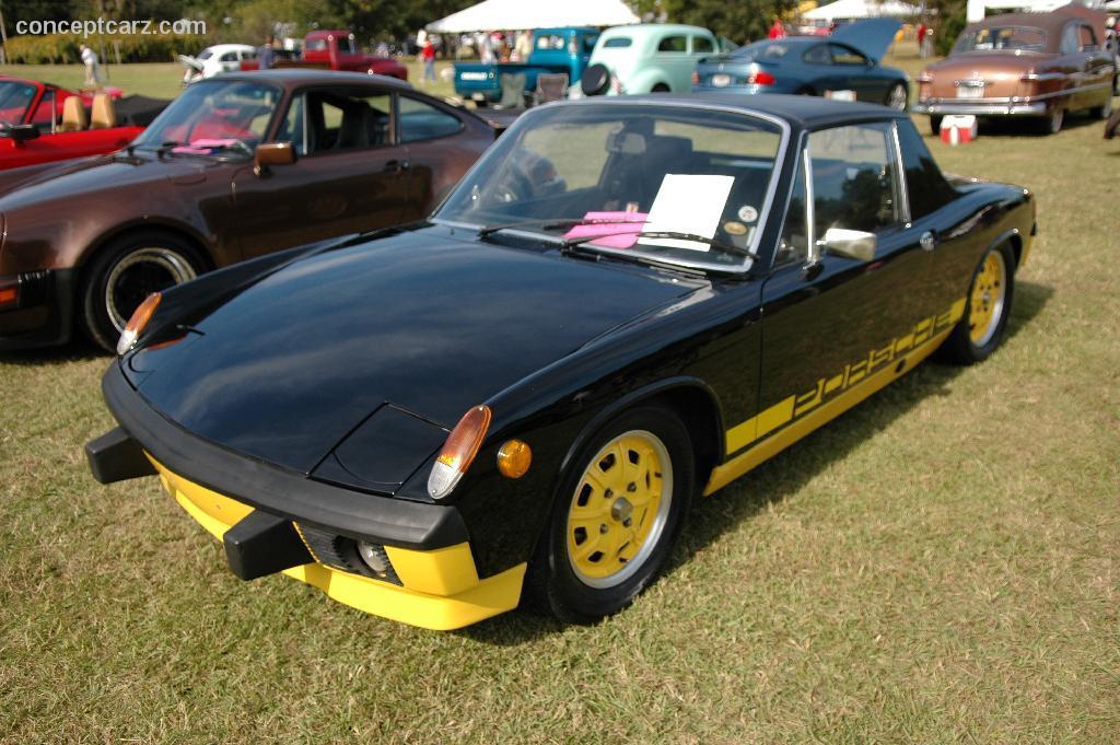 1974 Porsche 914 Image