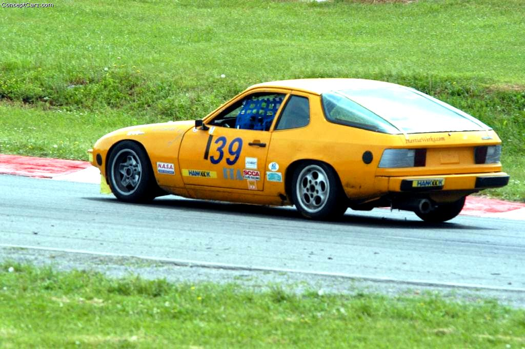 Porsche 924 pictures and wallpaper