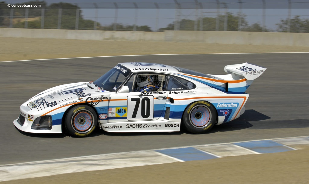 1980 Porsche 935 K3 Image Chassis Number 00023