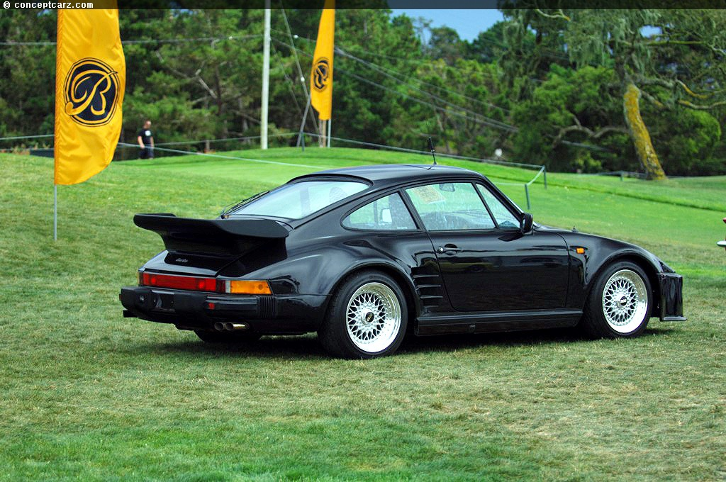 Auction Results And Data For 1980 Porsche 930 S Flatnose
