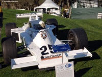 1980 Porsche Indy Car image.