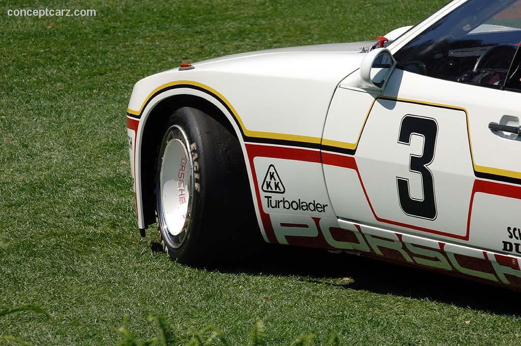 1980 Porsche 924 GTP Image