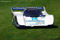 1984 Porsche 962 image.
