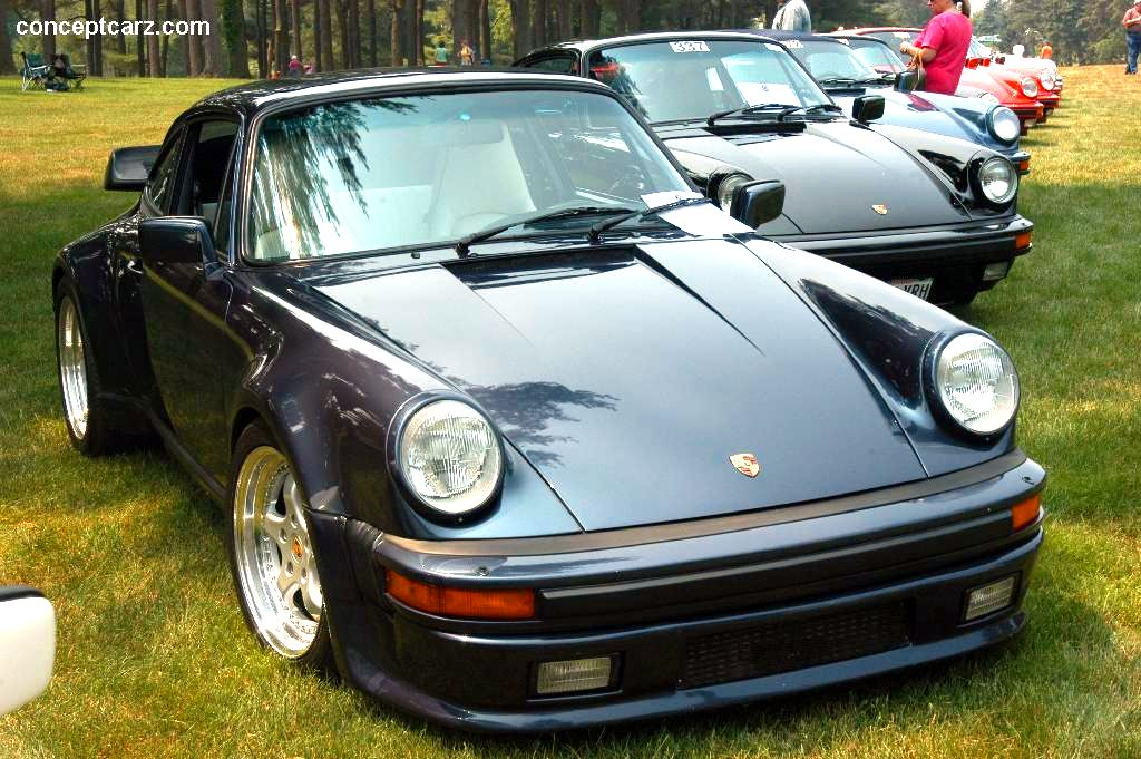 1986 Porsche 911 Carrera Turbo photo on 86 alfa romeo spider