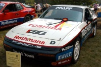 1986 Porsche Rothmans Cup Turbo 944