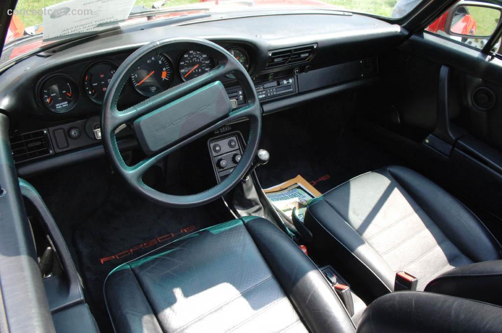87 Porsche 911 Carrera