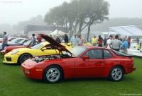 1988 Porsche 944 Turbo image.