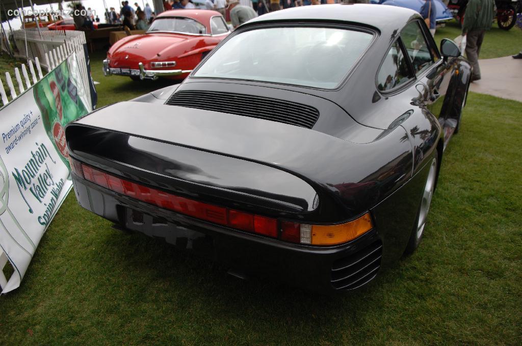 1988 Porsche Type 959 Image