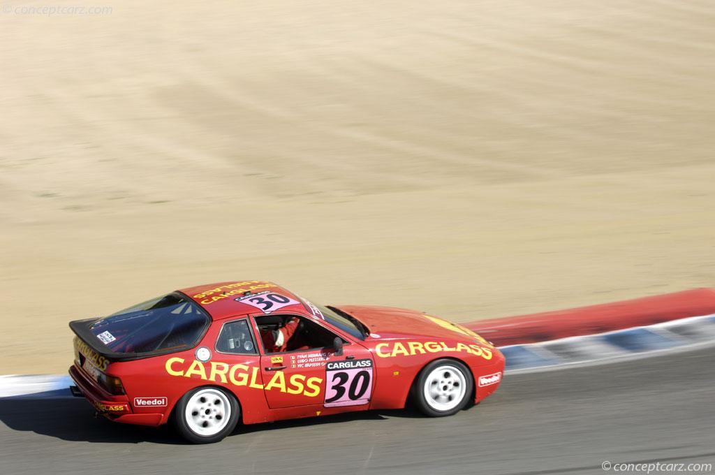 1989 Porsche 944 Image Chassis Number Wpozzz95zkn101161