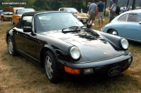 1992 Porsche 911 Carrera image.