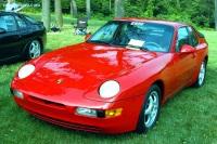 1992 Porsche 968