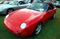 1992 Porsche 968 image.