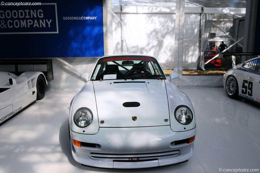 1997 Porsche 993 Cup RSR Pictures History Value Research News