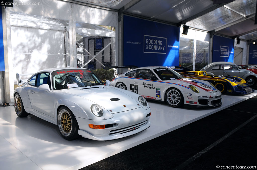 Auction results and data for 1997 Porsche 993 Cup RSR