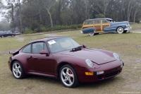 1997 Porsche 993 Turbo S image.