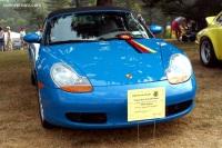 1997 Porsche Boxster image.