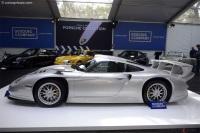 1998 Porsche 911 GT1 LM Strassenversion image.