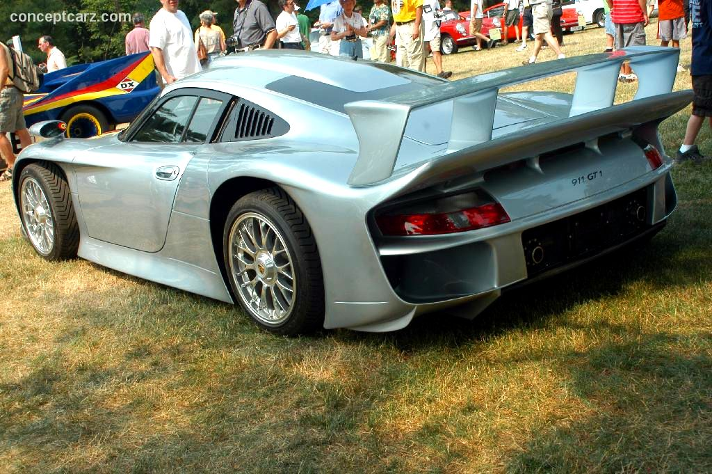 1998 porsche 911 gt1 evo at the 50th annual porsche parade hershey pennsylvania. Black Bedroom Furniture Sets. Home Design Ideas