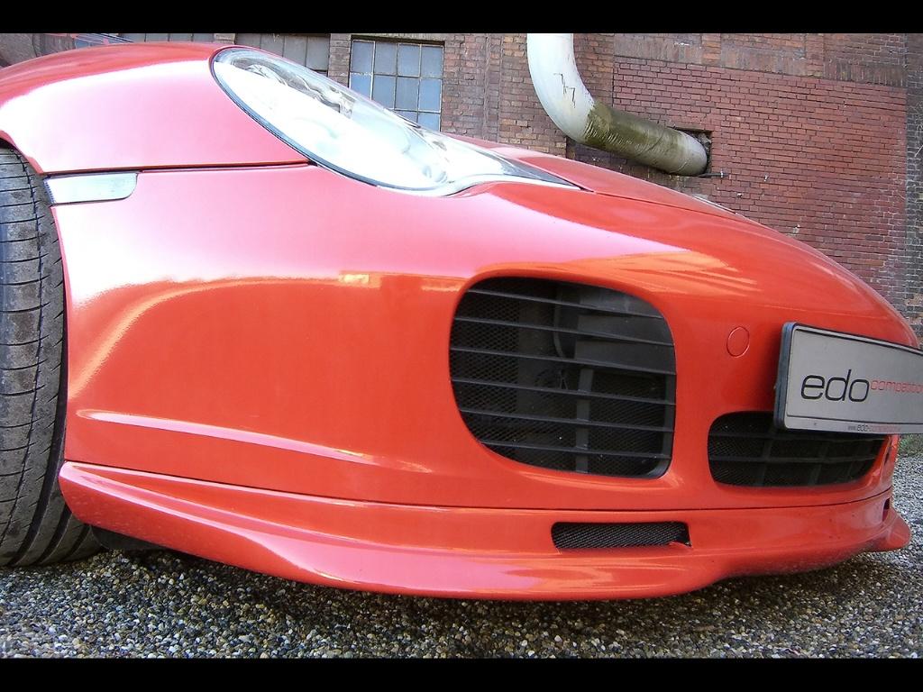 2007 Edo Competition 996 Turbo Conceptcarz Com